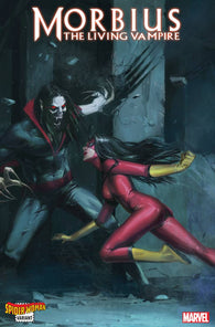 MORBIUS #5 C PYEONG JUN PARK SPIDER-WOMAN Variant (03/18/2020) MARVEL