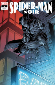 SPIDER-MAN NOIR #1 (OF 5) 1:25 Mark BAGLEY Variant (03/04/2020) MARVEL