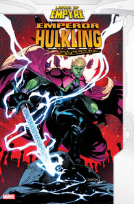 Lords Of Empyre Emperor Hulking #1 A Patrick Gleason Chip Zdarsky (07/22/2020) Marvel