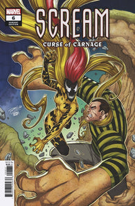 Scream Curse Of Carnage #6 B Ron Lim Variant (04/22/2020) Marvel