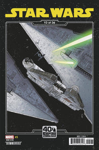 Star Wars #5 B Chris Sprouse Empire Strikes Back Variant (04/22/2020) Marvel