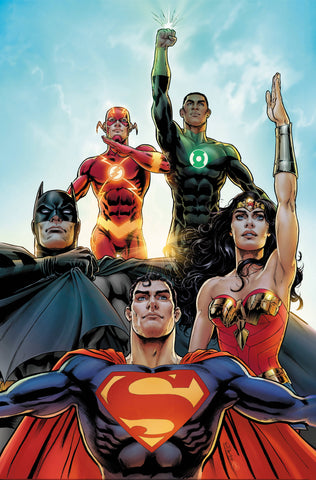 Justice League #44 B Nicola Scott Variant (05/20/2020) DC