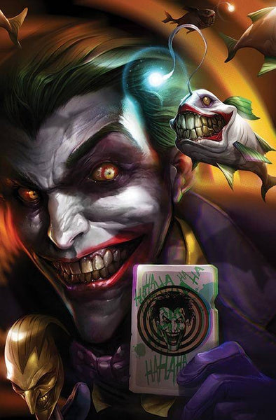 Joker 80th Anniversary 100 Page Super Spectacular #1 D 1960S Francesco Mattina Variant (04/29/2020) DC