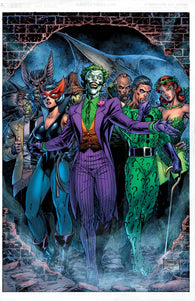 Joker 80th Anniversary 100 Page Super Spectacular #1 E 1970S Jim Lee Variant (04/29/2020) DC