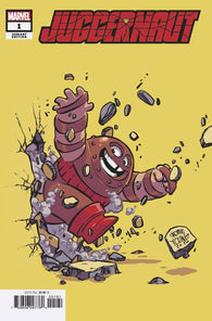 Juggernaut #1 C (Of 5) Skottie Young Variant Dx (09/23/2020) Marvel