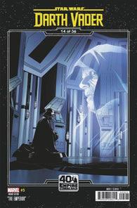 Star Wars Darth Vader #5 B Chris Sprouse Empire Strikes Back Variant (09/16/2020) Marvel