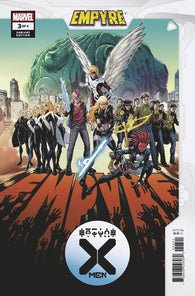 Empyre X-Men #3 B (Of 4) Marcus To Variant (08/12/2020) Marvel