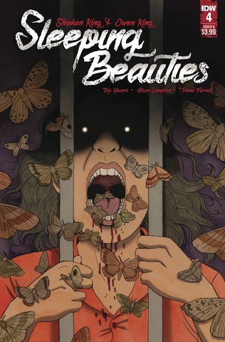 Sleeping Beauties #4 (Of 10) B Jenn Woodall Variant (11/25/2020) IDW