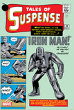 Tales Of Suspense #39 Facsimile Edition 1st Iron Man (09/23/2020) Marvel