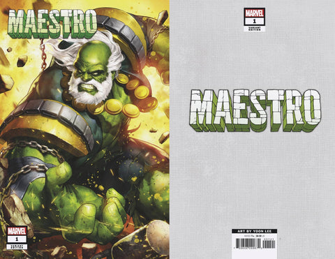 Maestro #1 E (Of 5) Yoon Lee Game Variant (08/19/2020) Marvel