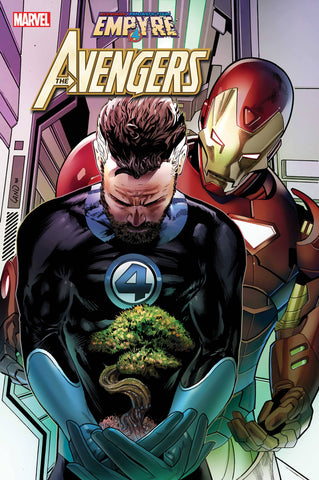 Empyre Aftermath Avengers #1 C Greg Land Variant (09/09/2020) Marvel