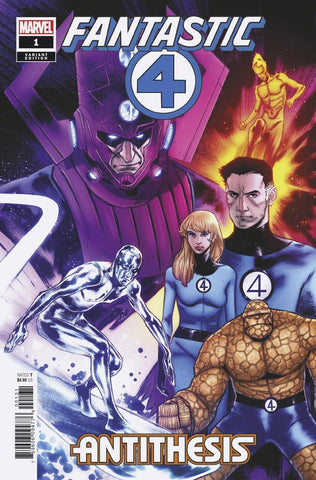Fantastic Four Antithesis #1 (Of 4) 1:25 Sara Pichelli Variant (08/26/2020) Marvel