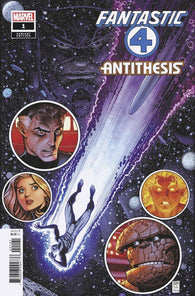 Fantastic Four Antithesis #1 B (Of 4) Art Adams Variant (08/26/2020) Marvel