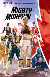 Mighty Morphin #1 A In-Hyuk Lee Ryan Parrott (C: 1-0-0) (11/04/2020) Boom