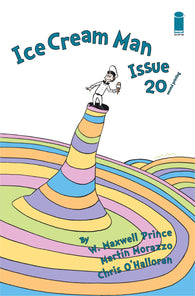 Ice Cream Man #20 B 2nd Print Martin Morazzo Dr Suess Variant (MR) (09/02/2020) Image