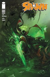 Spawn #314 B Francesco Mattina Variant (01/20/2021) Image