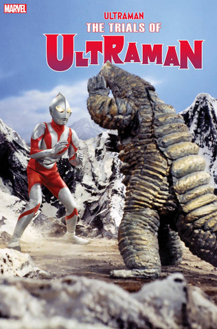 Trials Of Ultraman #2 (Of 5) 1:10 Tv Photo Variant (04/21/2021) Marvel