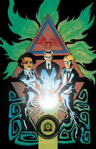 Department Of Truth #9 B Michael Avon Oeming Variant (Mr) (05/26/2021) Image