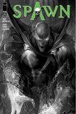 SPAWN 284 Francesco Mattina Variant Set 2 Color & BW (04/04/2018)