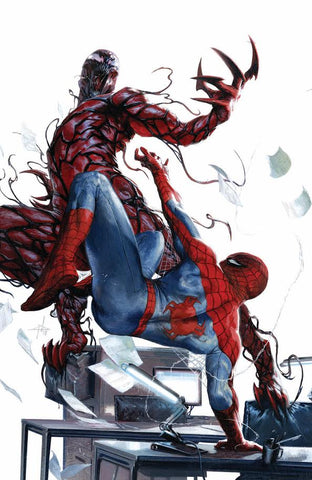 Peter Parker: The Spectacular Spider-Man 300 Marvel 2018 NM Gabriele Dell'Otto Virgin Convention Variant