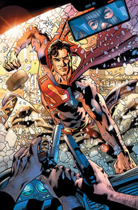 Superman #25 B Bryan Hitch Variant Synmar (09/09/2020) DC