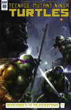 Teenage Mutant Ninja Turtles 80 TMNT Francesco Mattina Variant IDW 2018