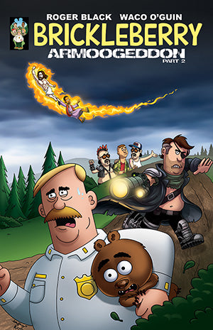 Brickleberry 2 Dynamite 2017