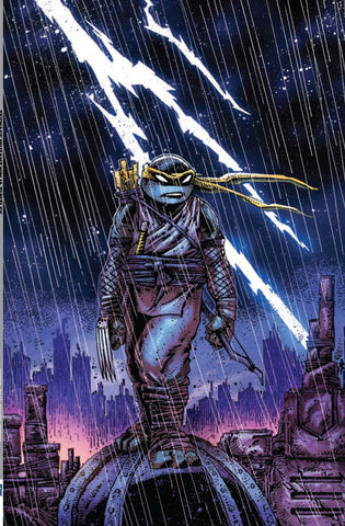 TMNT ONGOING #99 Kevin Eastman Jennika Virgin Variant Teenage Mutant Ninja Turtles (10/30/2019) IDW