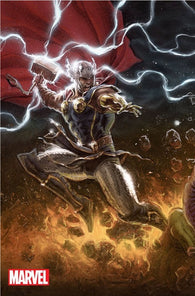 THOR #1 Marvel 2018 Kaare Andrews Connecting Virgin Variant