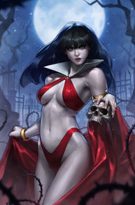 VAMPIRELLA VALENTINES DAY SPECIAL #1 Dynamite Jeehyung Lee Virgin Variant (02/13/2019)