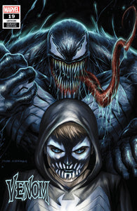 VENOM #19 Tyler Kirkham Dylan Brock Variant Trade + Virgin Options AC (10/30/2019) Marvel Reservation