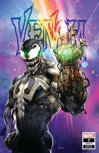 Venom 7 Clayton Crain Variant Infinity Gauntlet Trade Virgin Options Donny Cates (10/10/2018)