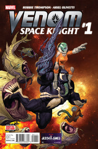 Venom Space Knight 1 Marvel 2015 Guardians of the Galaxy
