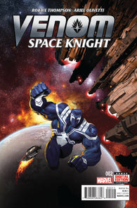 Venom Space Knight 2 Marvel 2015 Guardians of the Galaxy