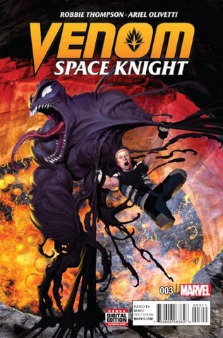 Venom Space Knight 3 Marvel 2015 Guardians of the Galaxy