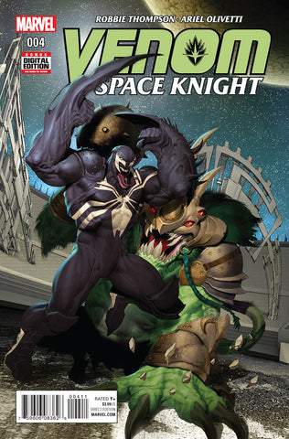 Venom Space Knight 4 Marvel 2015 Guardians of the Galaxy