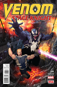 Venom Space Knight 6 Marvel 2015 Guardians of the Galaxy