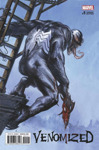 Venomized 1 Marvel 2018 1:50 Gabriele Dell'Otto Variant Venom Spider-Man