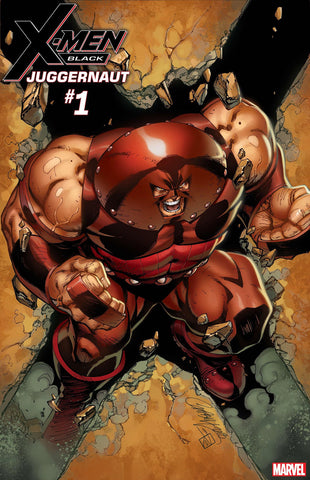 X-MEN BLACK JUGGERNAUT #1 Marvel J Scott Campbell (10/24/2018)