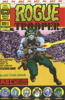 Rogue Trooper 1 Quality 2000AD