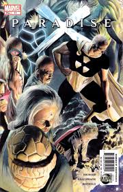 Paradise X 11 Marvel 2002 Alex Ross