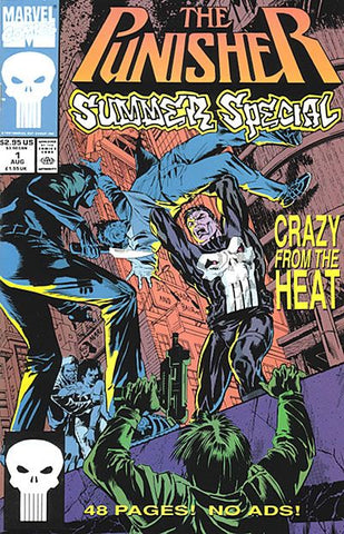 Punisher Summer Special 1 Marvel 1991