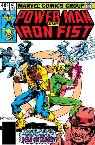 Power Man and Iron Fist 61 Marvel 1979