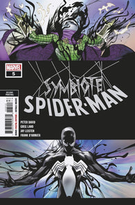 SYMBIOTE SPIDER-MAN #5 (OF 5) 2nd Greg Land Variant (09/25/2019) MARVEL