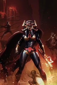 FEMALE FURIES #1 B (OF 6) DC Francesco Mattina Variant (02/06/2019)