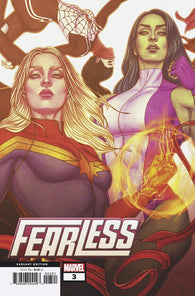 FEARLESS #3 (OF 4) B Jenny FRISON CONNECTING Variant (09/25/2019) MARVEL