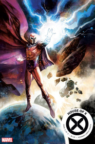 HOUSE OF X #6 (OF 6) 1:10 Mike HUDDLESTON Variant (10/02/2019) Marvel