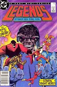 Legends 1 DC Darkseid