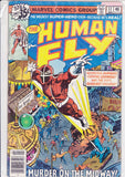 Human Fly 17 Marvel 1978 Carnival Cannon