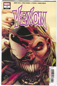 VENOM #7 Marvel Ryan Stegman Secret Tongue Variant Donny Cates (10/10/2018)